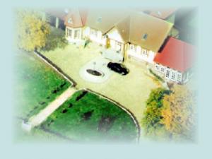 Ranch von oben
